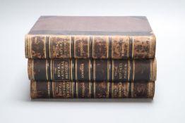 Lydekker, Richard - The Royal Natural History, 6 vols, qto, 72 colour plates, Frederick Warne,