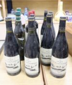 Six bottles of Mas de Daumas Gassac, 2001 and four other bottles