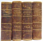 [BOOKS]. CLASSIC LITERATURE Scott, Walter. The Waverley Novels, four volumes, Black, Edinburgh,