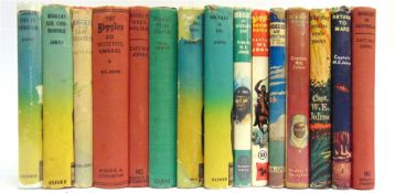 [BOOKS]. CHILDRENS Johns, Capt. W.E. Biggles in Australia, first edition, Hodder & Stoughton,