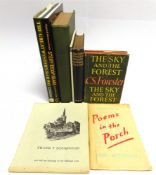 [BOOKS]. MISCELLANEOUS Eight assorted works, including Forester, C.S. The Sky and The Forest,