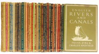[BOOKS]. BRITAIN IN PICTURES Thirty-five titles from the series, sixteen of them with dustjackets.