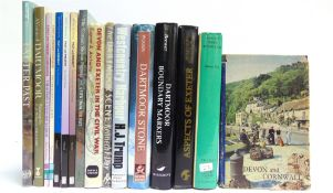 [BOOKS]. WEST COUNTRY Sixteen assorted works, including those of railway interest.