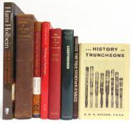 [BOOKS]. MISCELLANEOUS Eight assorted works, including Batschmann, Oskar, & Griener, Pascal. Hans