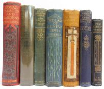 [BOOKS]. A. & C. BLACK Seven assorted illustrated titles, 20s. Series and other.