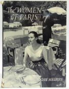 [BOOKS]. MISCELLANEOUS Maurois, Andre. The Women of Paris, translated by Norman Denny, first
