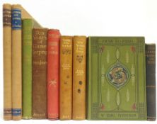 [BOOKS]. NATURAL HISTORY & SPORTING Nine assorted works, including Barker, K.F. Nothing but