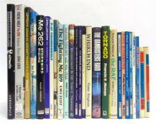 [BOOKS]. TRANSPORT, AVIATION Twenty-seven assorted works, including booklets.
