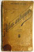 [BOOKS]. ATLAS Kiepert, Heinrich. Atlas Antiquus. Twelve Maps of the Ancient World, twelfth edition,