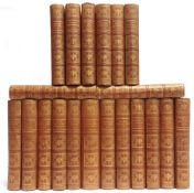 [BOOKS]. CLASSIC LITERATURE Dickens, Charles. Works of, subscriber's edition, twenty volumes,