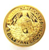 MISCELLANEOUS - A LONDON MINT OFFICE MILLIONAIRES GOLD EDITION COLLECTION REPLICA JAMES I SPUR