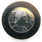MISCELLANEOUS - A LONDON MINT OFFICE MILLIONAIRES GOLD EDITION COLLECTION REPLICA ALFRED THE GREAT