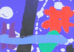 Irvin, Albert 1922-2015 British AR, Abstract.