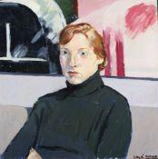 O'Sullivan, Sean 1906-1964 Irish AR Portrait of a Young Man.