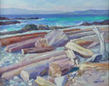 McDowell, William 1905-1988 Scottish AR Scottish Beach