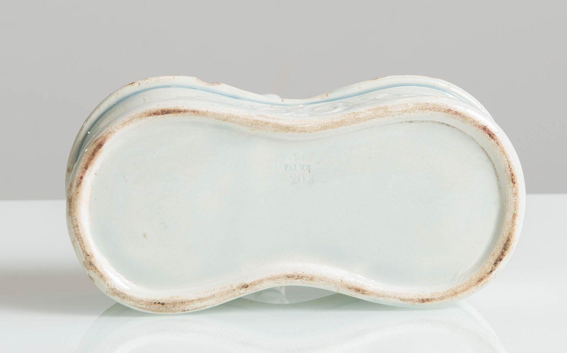 Los 46 - Manifattura Palme - Pisa, Oliera in terraglia, XIX sec.