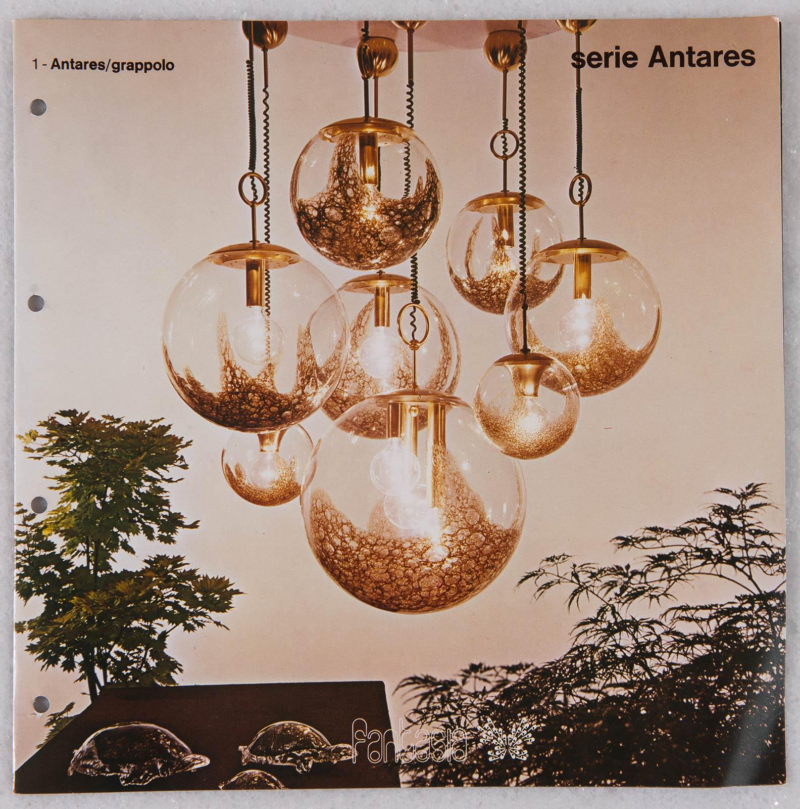 Antares, Sospensione, Anni '70. - Image 3 of 3