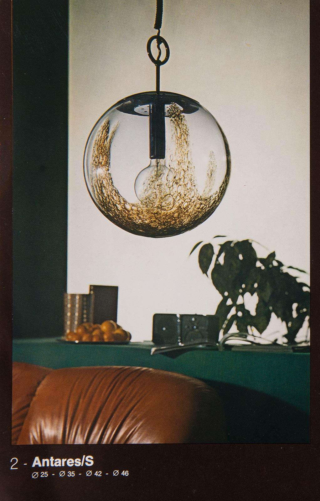Antares, Sospensione, Anni '70. - Image 3 of 4