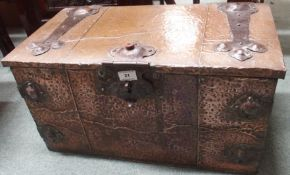 A copper coal box Condition Report: Available upon request