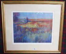 *WITHDRAWN* A Sheila Goodman print Condition Report: Available upon request