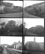 Quantity 14 large format glass negatives along with 2 large format non-glass negatives. Includes qty