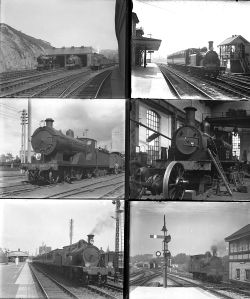 33 mostly large format glass negatives. Taken in 1928/30/31 includes SR: Friary, Rye, St Leonards,