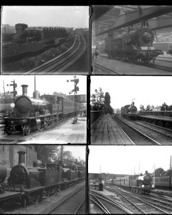 58 large format negatives a mix of glass and cellulose. Taken in 1925/26 includes SR: Exmouth