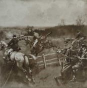 After Lionel Edwards, a group of reproduction Hunting Prints