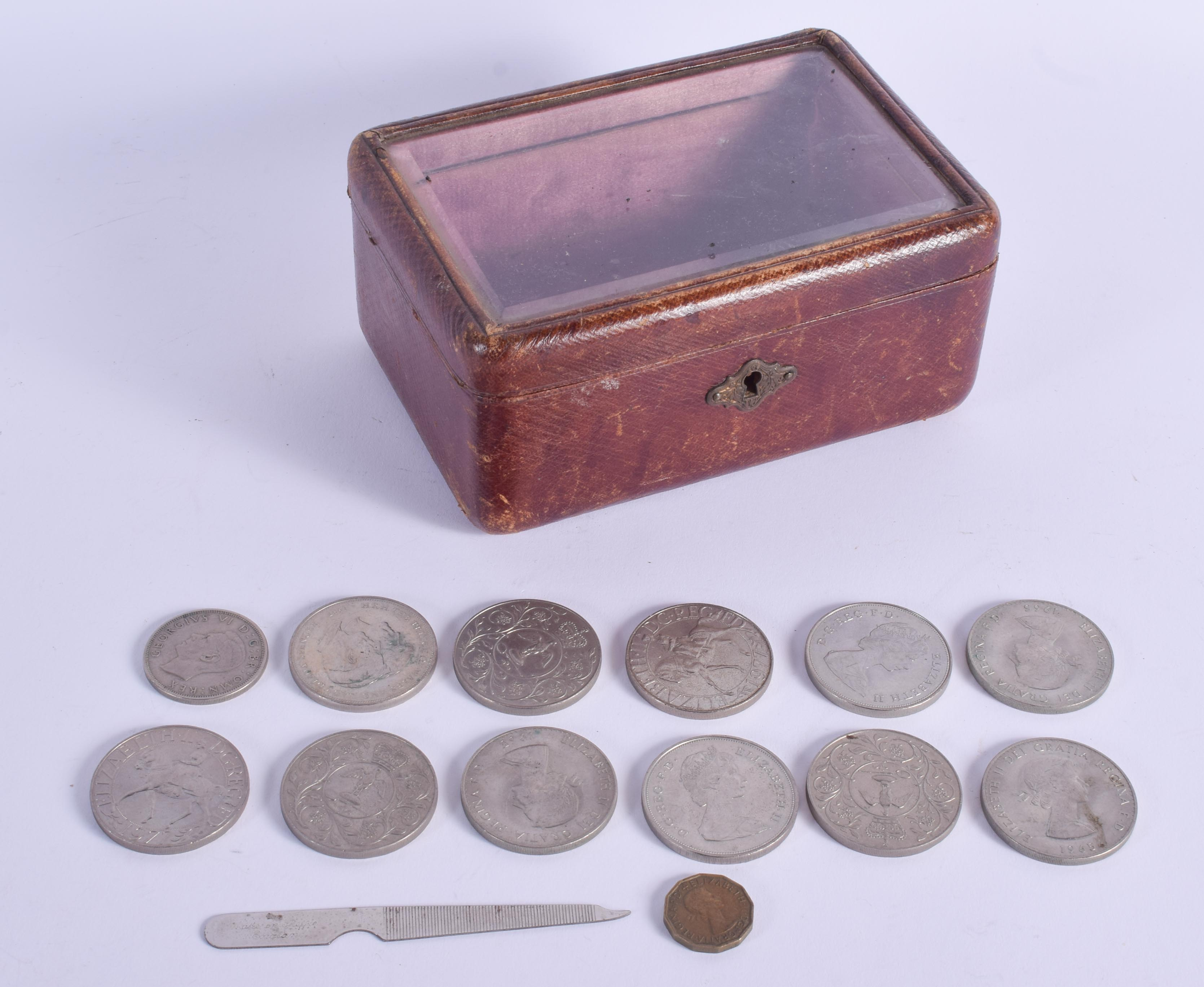 COINAGE. (qty)