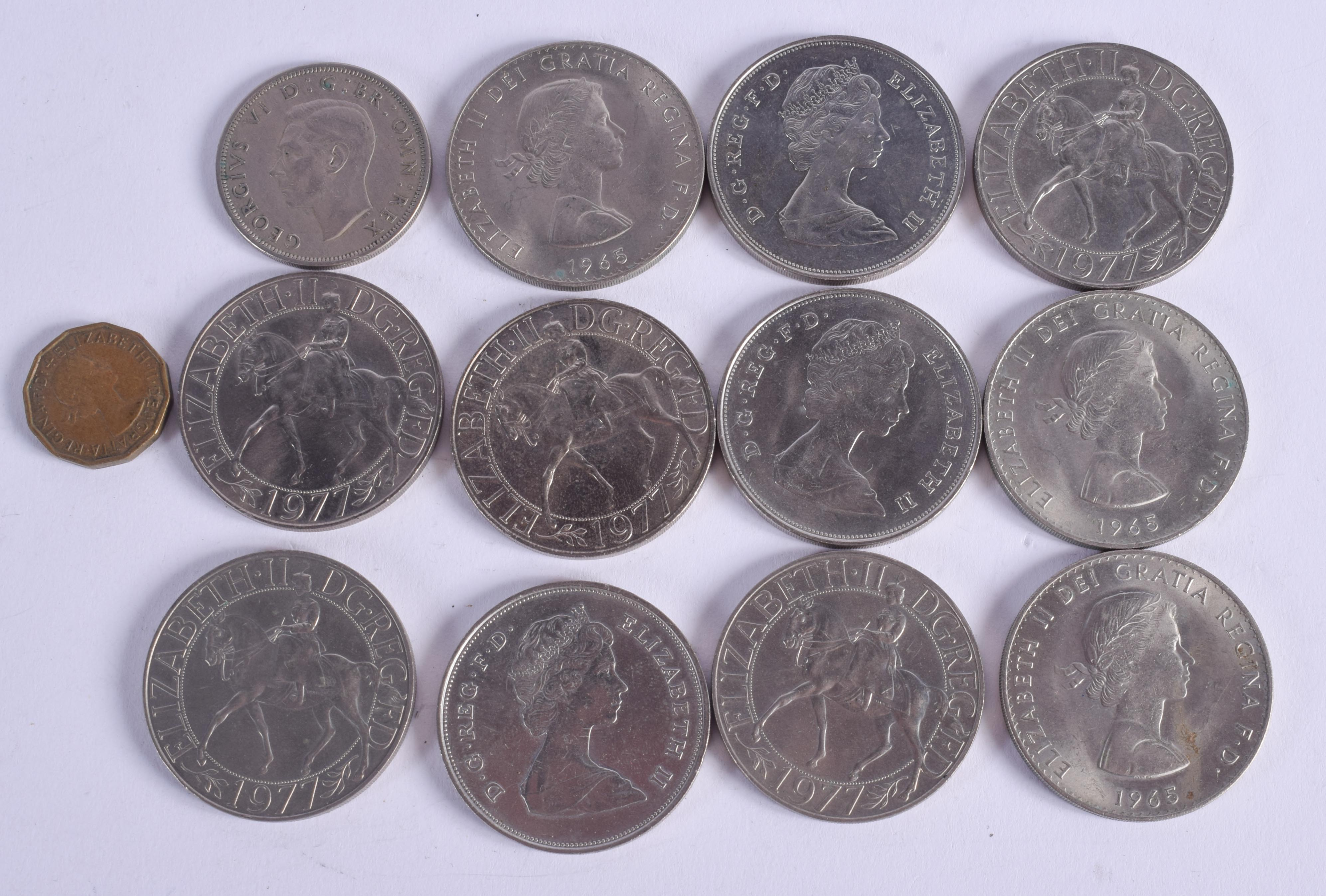 COINAGE. (qty) - Image 2 of 3