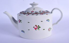Wolfe Mason and Lucock formerly Factory Z teapot and cover. 15cm high, 27cm long