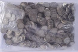 COINAGE. 910 grams. (qty)