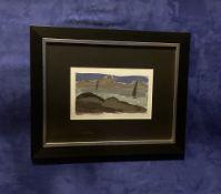 "MARKEY ROBINSON (IRISH 1918-1999) ""STORMY SEA"""