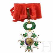 Frankreich - Orden der Ehrenlegion, Kommandeurskreuz ab 1870