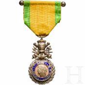 Militärmedaille, Frankreich, Ende 19. Jhdt.