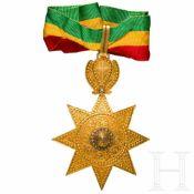 """Orden """"Stern von Äthiopien"""""""