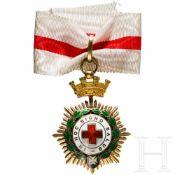 Spanien - Verdienstorden vom Roten Kreuz, 1931 - 1939