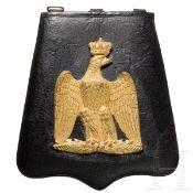 Säbeltasche für Offiziere der Husaren, 2. Kaiserreich