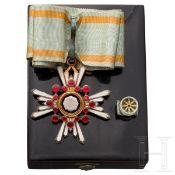 Orden des Heiligen Schatzes - Dekoration der 5. Klasse