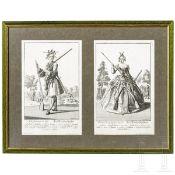 Engelbrecht, Martin, Der Büchsenmacher und seine Frau, Augsburg, um 1720