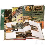 Vier Bücher über Schusswaffen