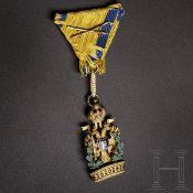 Kaiserlich österreichischer Orden der Eisernen Krone, 3. Klasse (Ritterkreuz), mit Kriegsdekorat