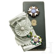 Brasilien - Nationaler Orden vom Kreuz des Südens (Ordem Nacional do Cruzeiro do Sul) 1. Klasse
