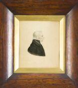 Raphaelle Peale (1774-1825), Umfeld, US-Amerikanische Schule um 1800, Porträt eines