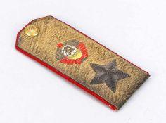 Epaulette eines russischen Marshalls der Roten Armee, Russland (UdSSR), Mitte 20. Jh.