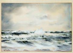Erich Demmin (1911-1997), Landschaftsmaler der Havelländischen Malerkolonie.