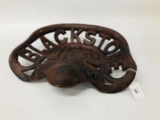 BLACKSTONE TRACTOR SEAT (R)