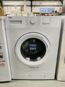 A BEKO A+++ WASHING MACHINE MODEL WTG720M2W - SOLD AS SEEN