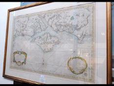 JEAN NICHOLAS BELIN - 1703-1772 - an early hand co