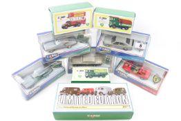 Collection of Corgi Boxed Vehicles inc. Rolls Royce Corniche Ferrari 308 etc (9)